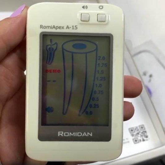 localizador apical romiapex a-15