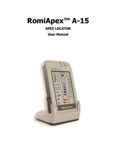 Localizador Apical Romiapex Manual