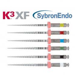 limas k3xf sybron endo