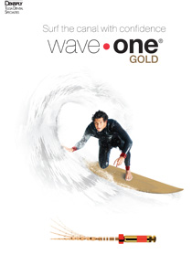Limas Wave One Gold