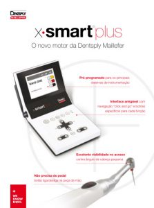 Motor X-Smart Plus - Folheto