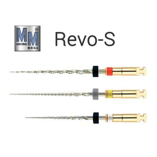 limas rotatorias revo-s micro-mega