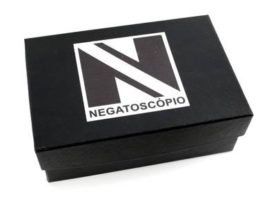 Caixa do Novo Negatoscópio Periapical Portátil