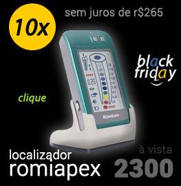 localizador romiapex verde black friday nova endovita