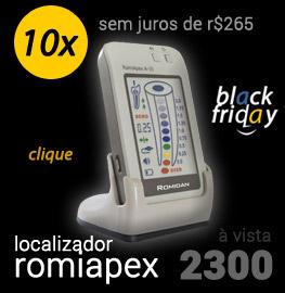localizador romiapex cinza black friday nova endovita