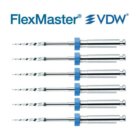 brocas flexmaster intro file vdw