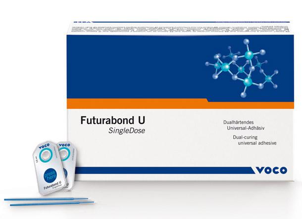 Futurabond U Adesivo universal de polimerização dual