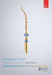 Limas Protaper Gold - Brochura
