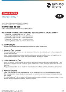 TruNatomy - Instruções