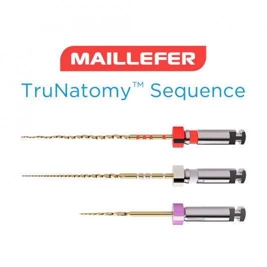 limas rotatorias trunatomy sequence dentsply maillefer