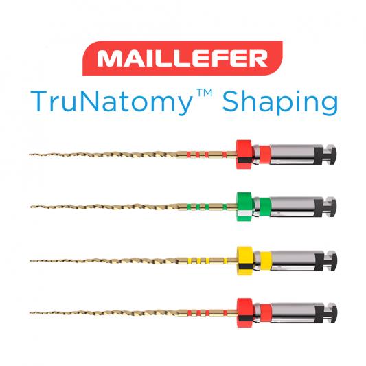 limas trunatomy shaping dentsply maillefer
